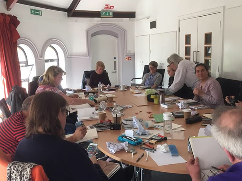 London Group Study Day – April 14th
