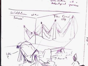 Stefan513593 - Sketches2; Sam Gilliam Exhibition