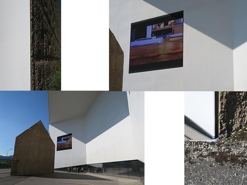 Stefan513593 - Exterior Schaulager - Bruce Nauman - June 2018