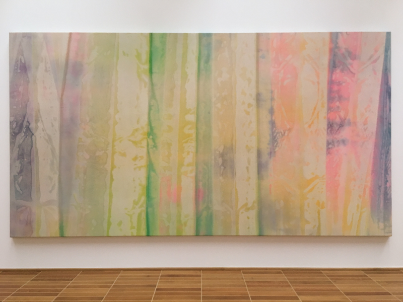 Exhibition: Sam Gilliam 'The Music of Color', Basel