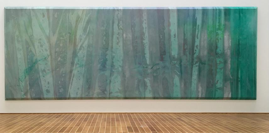 Sam Gilliam 'Atmosphere' series 1969+ - installation view; photo: StefanJSchaffeld