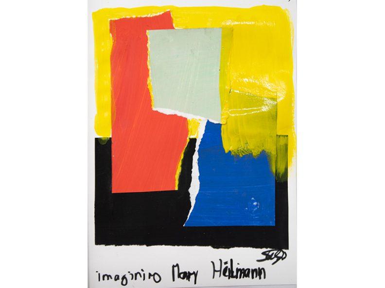 (c) 2018, StefanJSchaffeld 'Imagining Mary Heilmann'