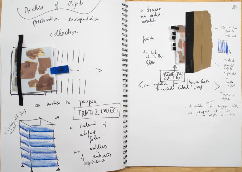 Stefan513593 -A2 - two side box - archive idea - sketchbook