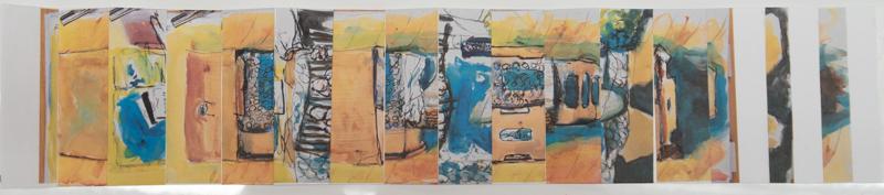 Stefan513593 - Three fold perspective - #2 - unfolded