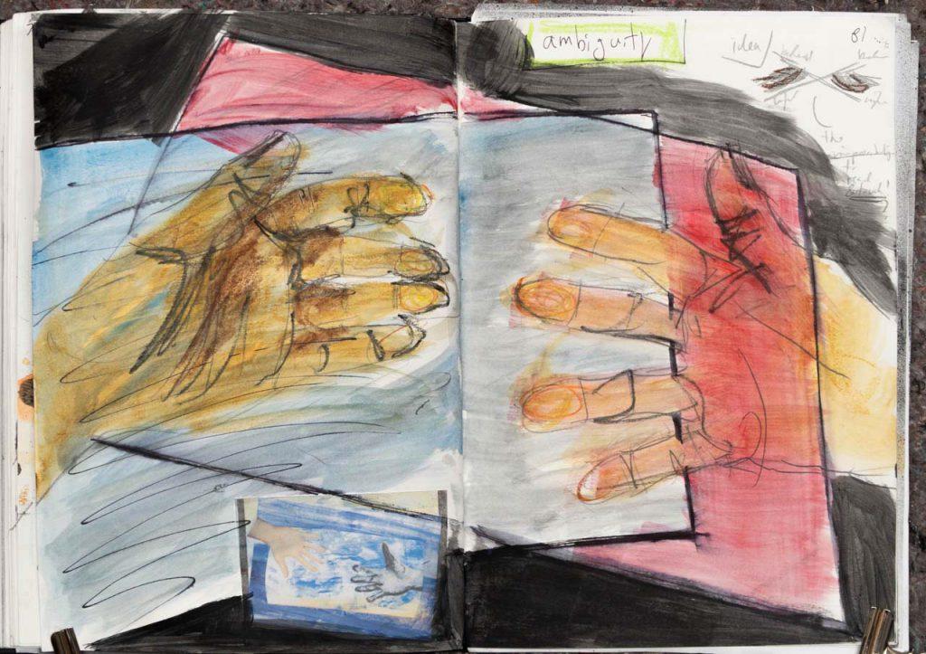 Stefan513593 A3 - gesture & ambiguity - sketchbook