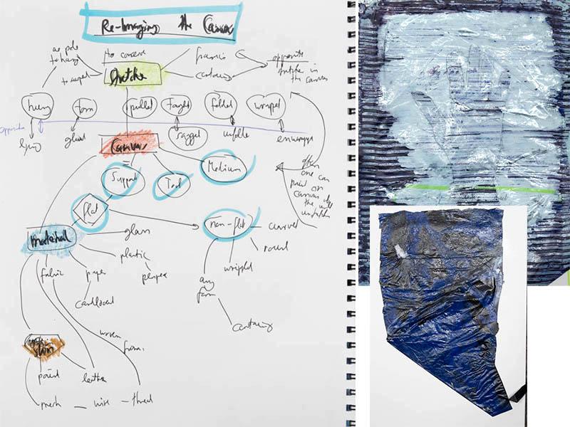 Fig. 5: sketchbook - ideation