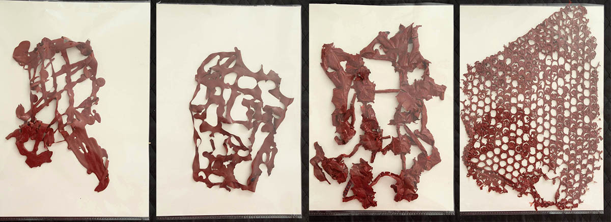 Fig. 4: Acrylic paint B // archive