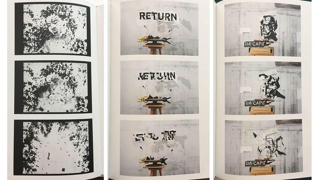 William Kentridge - NO IT IS ! (2016) Dissolve -Return - Breathe