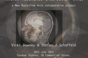 collaborative project music fine art MRI