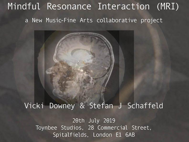collaborative project music fine art MRI
