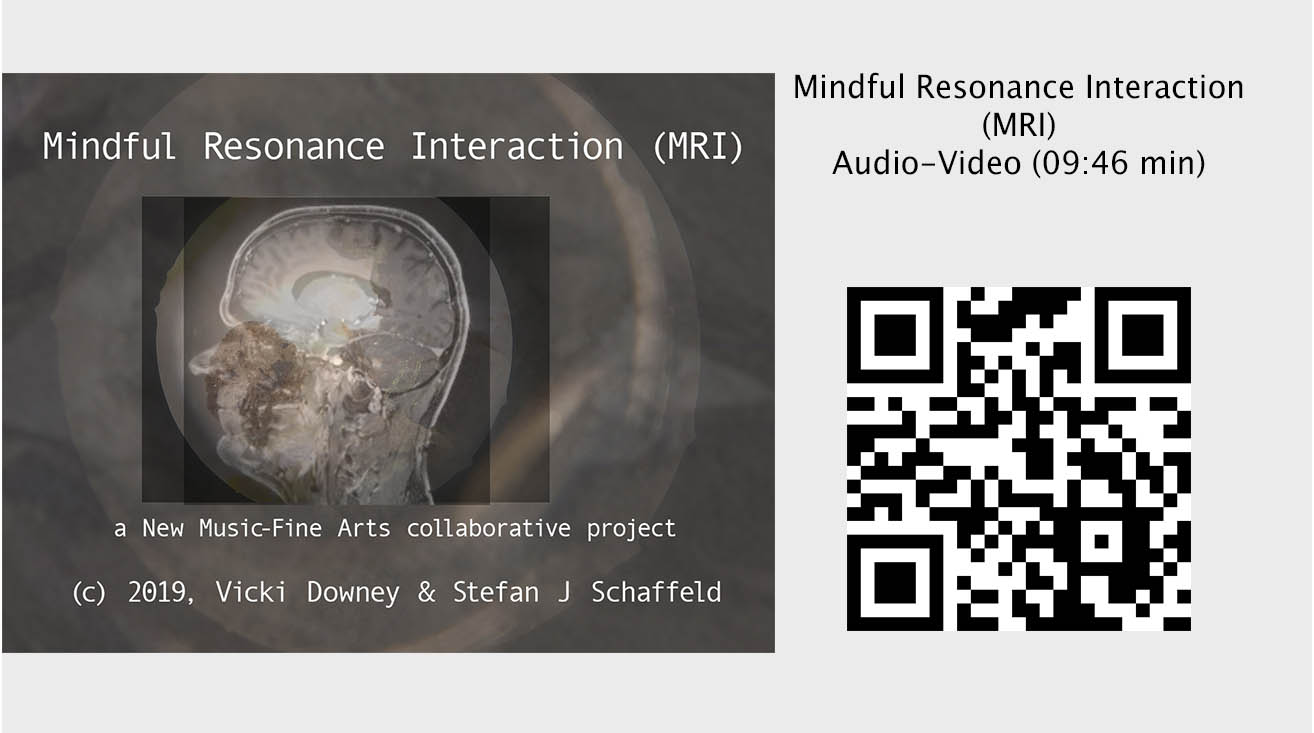 'Mindful Resonance Interaction (MRI)', 2019 - audio-video (09:46 min)
